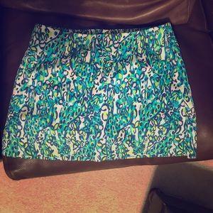 Lilly Pulitzer skirt / skort